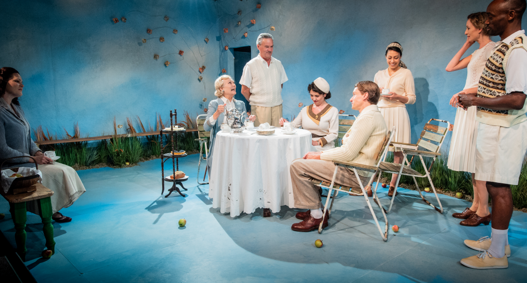 The Company of For Services Rendered. Photograph by Robert Workman.