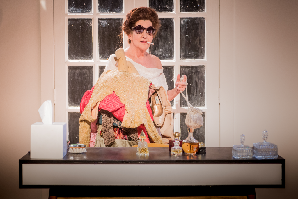 Judy Rosenblatt in Before a Glass. Photograph by Robert Workman.